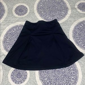 French Toast Large 10/12 Navy Blue School Skirt
